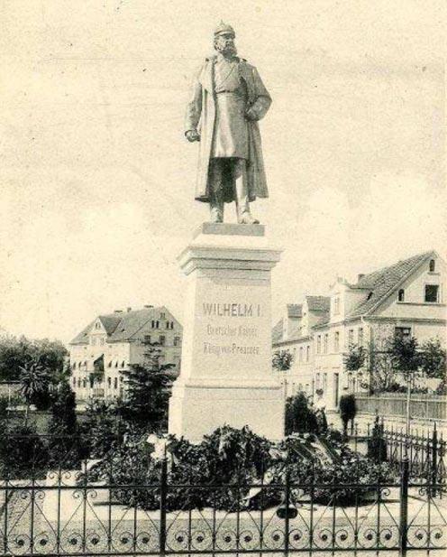 Denkmal Wilhelm 1 Das Kaiser-wilhelm I.-denkmal